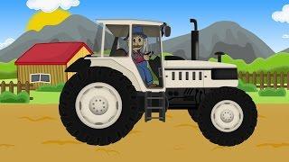 getlinkyoutube.com-☻ Farm Work Farmer - Plow |  Fairy Tractors Part 5 ☻