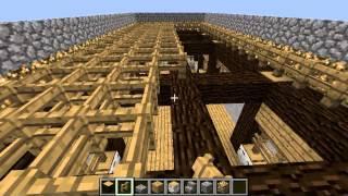 【minecraft】和風建築をしてみた