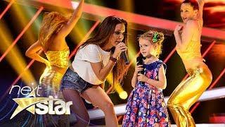 """getlinkyoutube.com-Andrè - """"Lasă-mă papa la mare"""". Andreea Antonescu și fiica sa, Sienna, pe scena """"Next Star"""""""