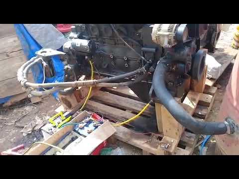 Test engine pc 200-8 by cv.anugrah wisesa