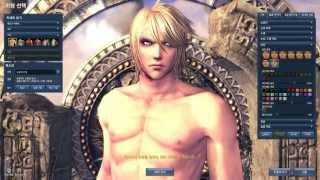 getlinkyoutube.com-Blade & Soul Jin male customization