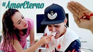 getlinkyoutube.com-SE ME CAE UN DIENTE (BROMA A MI NOVIA) / #AmorEterno