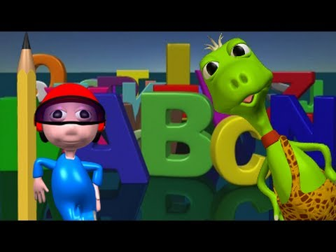 Baby Magic ABC -- learning the alphabet