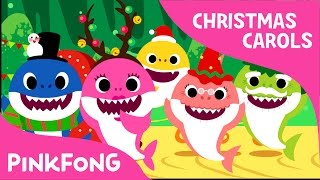 getlinkyoutube.com-Christmas Sharks | Christmas Carols | Pinkfong Songs for Children