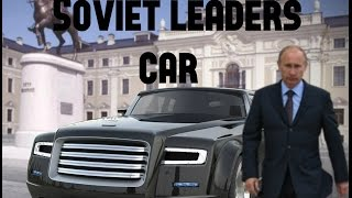 getlinkyoutube.com-ZIL limousine : The Soviet leaders' car