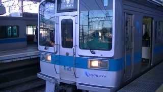 getlinkyoutube.com-小田急1000形区間準急伊勢原行き 海老名発車