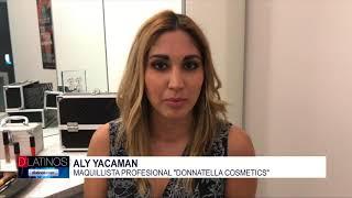ALICE YAKAMAN NOS EXPLICA COMO LUCIR BELLA CON O SIN MAQUILLAJE