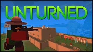 getlinkyoutube.com-Unturned Gameplay - Part 3 - PEI Map, Prison & Maplestrike - (Unturned 3 Gameplay)