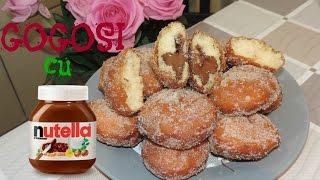 getlinkyoutube.com-Gogoși pufoase umplute cu Nutella | Raluca Gheorghe