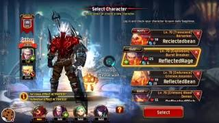 getlinkyoutube.com-Kritika White Knights | Live Stream | Update Knightmare and Mao | Explosion Burst Breaker |