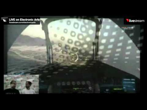 Battlefield 3 - Armored Kill Gameplay - Bandar Desert - E3 2012