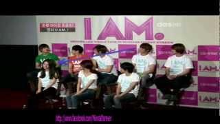 getlinkyoutube.com-MinStal Moments 1 ♥ I AM Showcase SHINee Minho f(x) Krystal