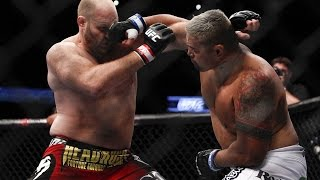 getlinkyoutube.com-Mark Hunt vs  Ben Rothwell FULL FIGHT - UFC HeaVyweight Championship UFC 135
