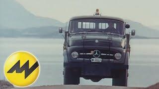 getlinkyoutube.com-Mercedes-Benz Truck Historie