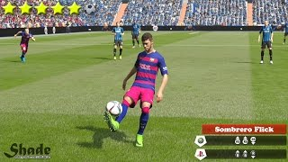 getlinkyoutube.com-FIFA 16 All 70 Skills Tutorial | Xbox & Playstation | HD 1080p