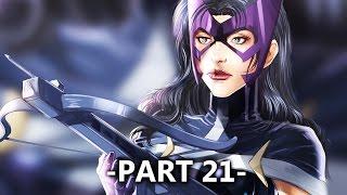getlinkyoutube.com-Legendary Huntress Unleashed Gameplay Part 21 | DC Legends
