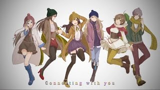 getlinkyoutube.com-Connecting ❄ Winter Edition [Nico Nico Chorus]