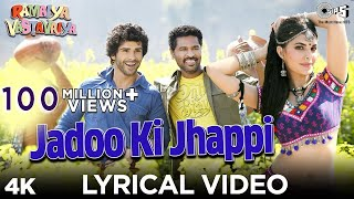 getlinkyoutube.com-Jadoo Ki Jhappi - Bollywood Sing Along - Ramaiya Vastavaiya - Girish Kumar & Shruti Haasan