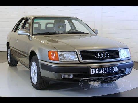Audi 100 2.8 Automatic - www.ERclassics.com