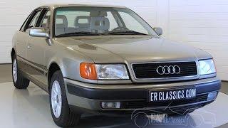 getlinkyoutube.com-Audi 100 2.8 Automatic - www.ERclassics.com