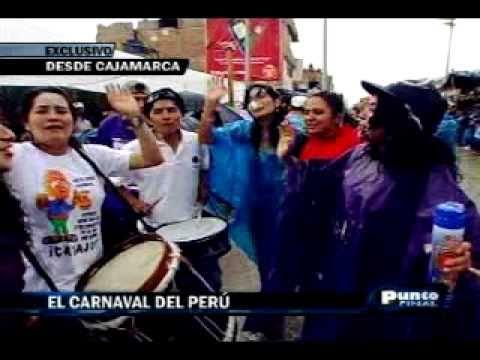 Carnaval Cajamarquino 2011