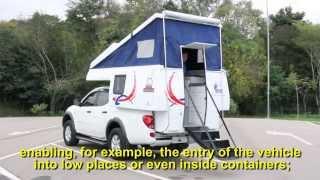 getlinkyoutube.com-Camper Duaron - Semi Popup