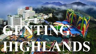 getlinkyoutube.com-Top Guide Visit Malaysia Genting Highland Resorts World Theme Park