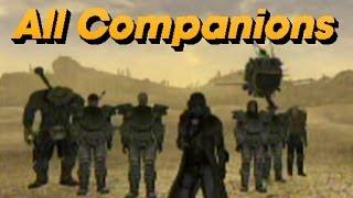 getlinkyoutube.com-Fallout NV All Companions Glitch