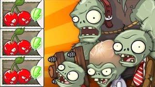 Plants Vs Zombies 2: ALL Max Level Plants vs Jurassic World! PvZ 2