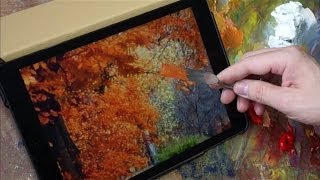 getlinkyoutube.com-Как подобрать цвет в живописи маслом. Oil Painting Tutorial.