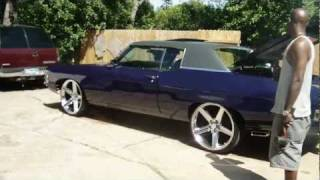 For Sale 1969 Chevy Impala $9000 w/o system $11000 with it  August 2012