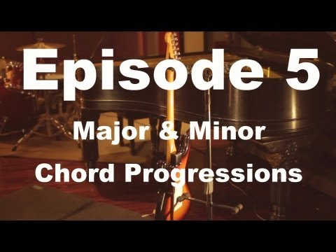Improvising With Knowledge, #5: Major & Minor Chord Progressions