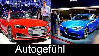 getlinkyoutube.com-Paris Motor Show HIGHLIGHT REPORT Mondial de l'Automobile 2016 Autosalon