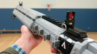 getlinkyoutube.com-LEGO CEL-3 Cauterizer - Advanced Warfare (Exo Zombies)