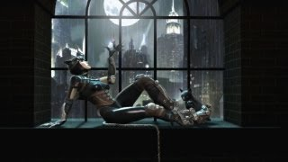 getlinkyoutube.com-Injustice: Gods Among Us - Catwoman - Classic Battles on Hard (No Matches Lost)