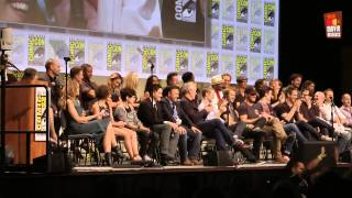 getlinkyoutube.com-Gotham & Flash & Constantine & Arrow FULL Comic-Con panel San Diego (2014) DC Comics