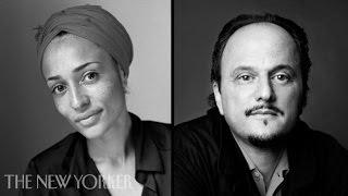 getlinkyoutube.com-Zadie Smith and Jeffrey Eugenides on Writing   The New Yorker Festival