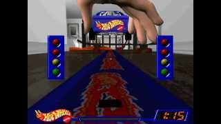 getlinkyoutube.com-Hot Wheels Stunt Track Driver: Tournament Mode