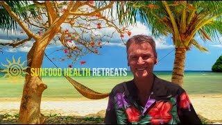 Доктор Роберт Локхарт, 70-летний фрукторианец из Австралии с 30-летним стажем, интервью для россиян.