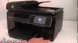 getlinkyoutube.com-Reseteo impresora HP Officejet Pro 8500 8100 8600  (de Panel táctil)