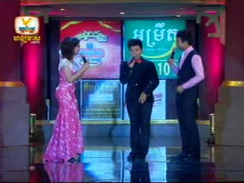 Khmer music concert-Dream Palace 22-1-2013-3-Mr.Miss Rollin-Interview