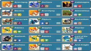 getlinkyoutube.com-Monster Legends - Como conseguir legendarios - Combinaciones