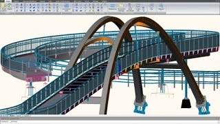 getlinkyoutube.com-AutoCAD Structural Detailing - beam reinforcement-Part I