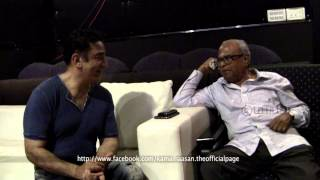 getlinkyoutube.com-K.Balachander Sir Praises Ulaganayagan Kamal Haasan After Watching Vishwaroopam Excerpts