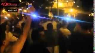 getlinkyoutube.com-فرحة عارمة في شوارع تونس بعد تأهل الجزائر للدور الثاني في مونديال 2014