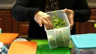 getlinkyoutube.com-مطبخ مملكة - حفظ الخضروات الورقية بجميع أنواعها