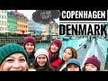 City tour-Copenhagen Denmark /Vlog#24/ Travel Vlog