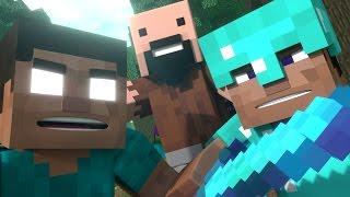 Annoying Villagers 18 - Minecraft Animation