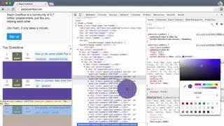 getlinkyoutube.com-Chrome Developer Tools (Devtools) Tutorial Introduction for Beginners