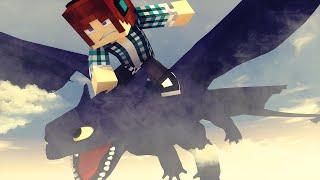 getlinkyoutube.com-Minecraft: COMO TREINAR SEU DRAGÃO !! - Aventuras Com Mods #12